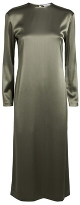 Deveaux Satin Sara Dress
