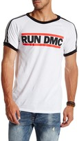 Bravado Run DMC Logo Soccer Graphic Tee