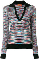 Missoni knitted shirt pullover