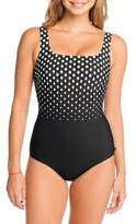 Reebok Diamond Mind One-Piece Swimsuit