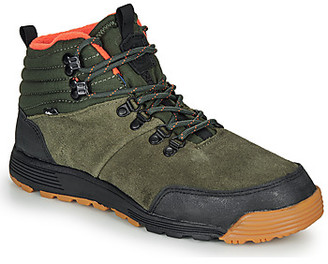Element DONNELLY men's Mid Boots in Green