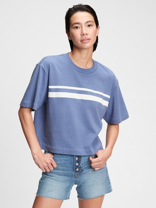Gap Boxy Cropped T-Shirt