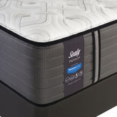 Sealy Faraday Plush - Mattress + Box Spring