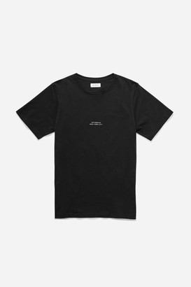 Saturdays NYC Gotham Chest T-Shirt