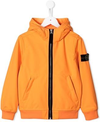Stone Island Junior soft shell R jacket