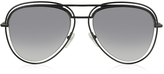 Marc Jacobs MARC 7/S Metal & Acetate Aviator Women's Sunglasses