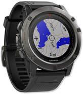 L.L. Bean Garmin Fenix 5X Sapphire Multisport GPS Watch