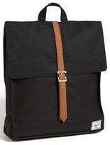 Herschel 'City - Mid Volume' Backpack - Black