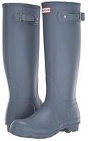 Hunter Tall Rain Boots (Gull Grey) Women's Rain Boots
