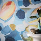 west elm Balloon Dots Mural Wallpaper