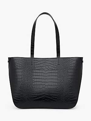 LK Bennett L.K.Bennett Evie Leather Tote Bag