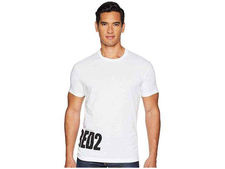 DSQUARED2 Embroidered T-Shirt