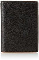 Jack Spade Men's Mason Leather Vertical Flap Wallet
