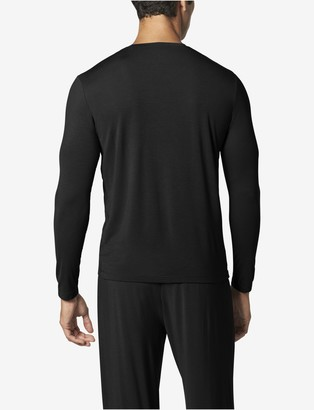 Tommy John Second Skin Sleep Long Sleeve Crew Neck