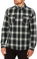 HUF Ombre Plaid Shirt
