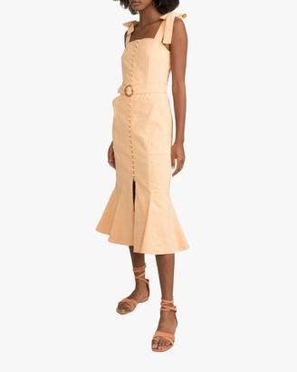 Jonathan Simkhai Dawn Apron Dress