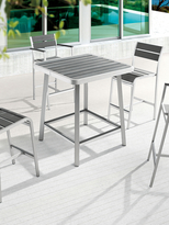 ZUO Megapolis Bar Armchairs (Set of 2)
