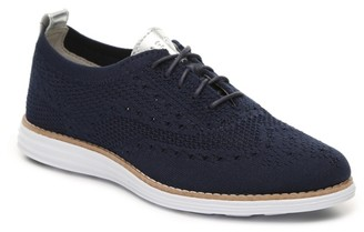 Cole Haan Knit OG Grand Wingtip Oxford