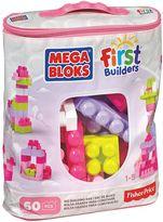 Mega Bloks Pink Big Building Bag