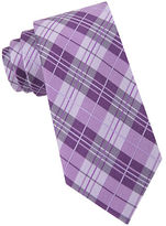 Black Brown 1826 Silk Plaid Tie