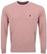 Luke 1977 Devon Minnow Sweatshirt Pink