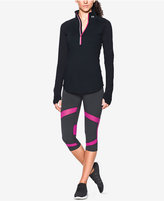 Under Armour Threadborne Run True Storm Half-Zip Top
