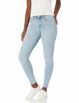 William Rast Women's Misses High Rise Ankle Skinny Jean