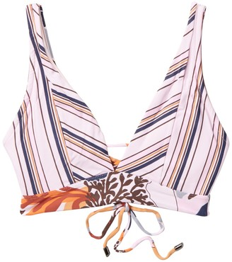 Maaji Nassau Allure Reversible Bikini Top
