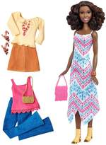 Barbie Fashionistas Doll 45 Boho Fringe Doll & Fashions