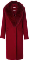 P.A.R.O.S.H. Lover coat - women - Polyester/Wool - S