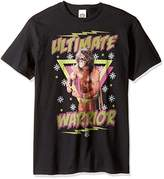 WWE Men's Retro Ultimate Warrior Ugly Christmas T-Shirt