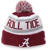 New Era Cap University of Alabama Pompom Knit Beanie