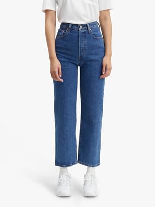 Levi's Ribcage Straight Ankle Jeans, Georgie