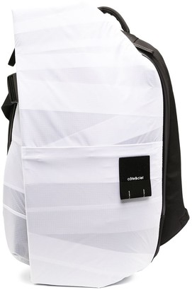 Côte and Ciel Isar layered backpack