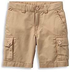 Ralph Lauren Little Boy's Chino Gellar Cargo Shorts