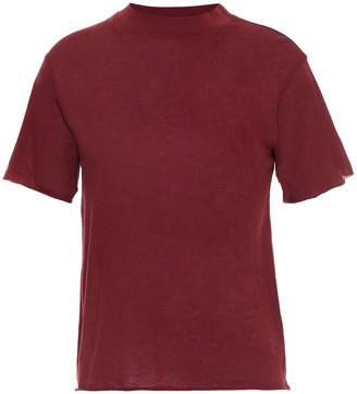 Live The Process Boy Cotton And Cashmere-blend T-shirt