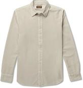 Jean Shop Pete Cotton-Twill Shirt