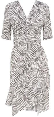 Isabel Marant Printed Arodie Dress