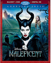 Disney Maleficent Blu-ray Combo Pack