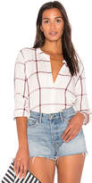 Splendid Reily Plaid Button Up