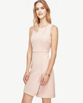 Ann Taylor Petite Faux Wrap Dress