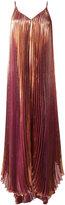 Maria Lucia Hohan pleated dress - women - Silk/Nylon/Polyester/Spandex/Elastane - 36