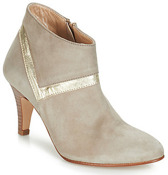 Ippon Vintage ELIT CLASH women's Low Ankle Boots in Grey