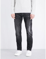 True Religion Rocco No Flap Slim-fit Tapered Jeans