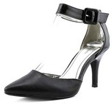Style&Co. Style & Co Miloe Pointed Toe Synthetic Heels.