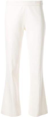 Giambattista Valli flare trousers
