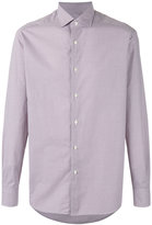 Ermenegildo Zegna checked shirt - men - Cotton - XXL