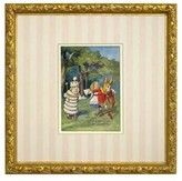 The Well Appointed House Alice in Wonderland IX Framed Print