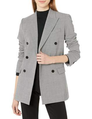 Theory Women's Double Breasted Tailor Jacket B