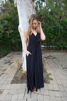 Tysa Capri Dress in Black